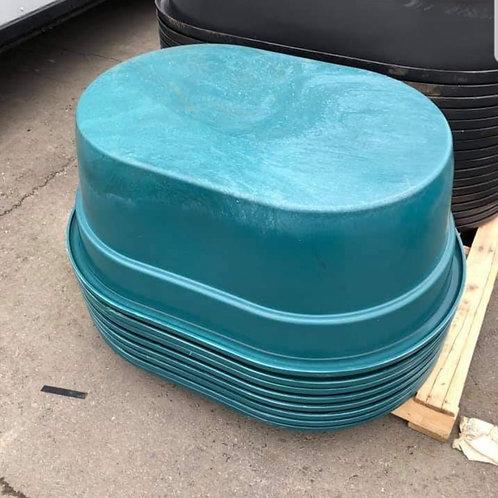 40 gal water tubs