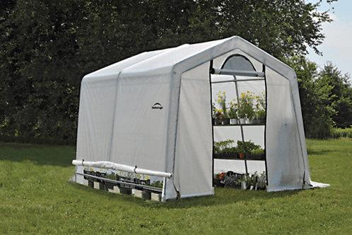 10x10x8 Shelter Logic Greenhouse