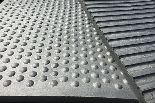 """1/2"""" Rubber Mats 4 ft x 6 ft-PLEASE CALL TO ORDER"""