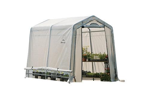 6 x 8 x 8 Shelter Logic Greenhouse