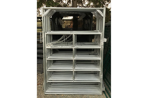 Light Duty Galvanized 5' Gate-PLEASE CALL TO ORDER