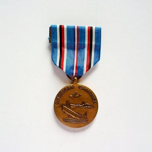 U.S. 1941/1945 American Campaign Medal