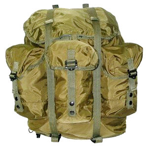 US Army Surplus Medium Alice Pack-Complete