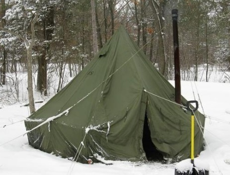 Liner for 5-Man Canadian Army Surplus Arctic Tent