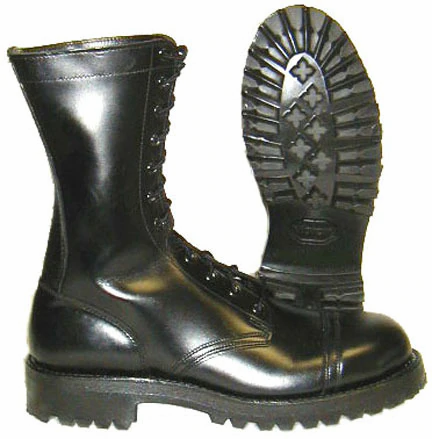Canadian Army Surplus Garrison Boots -Used