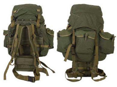 Canadian Army Surplus 82 Combat Rucksack