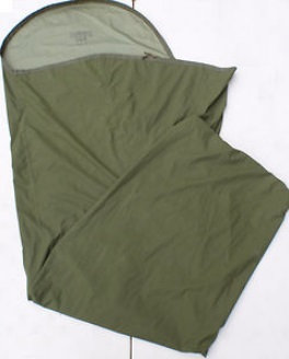 Canadian Army Surplus OD Gore-Tex Bivy Bag (Good Condition)