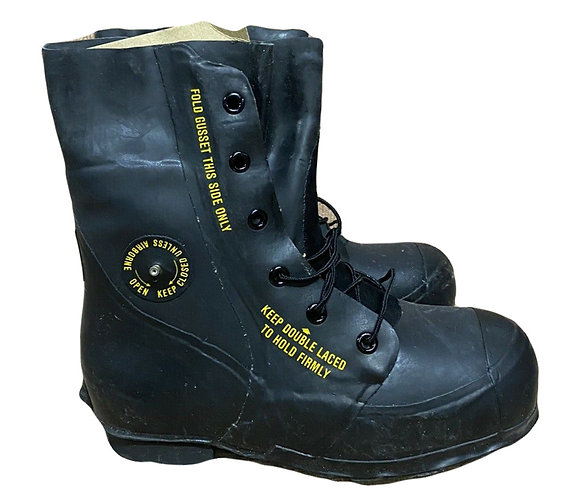 US Army Surplus Airborne Extreme Cold Boots