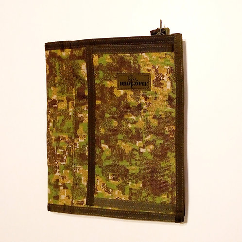PenCott Greenzone Camo Field Notebook/Binder Cover-New