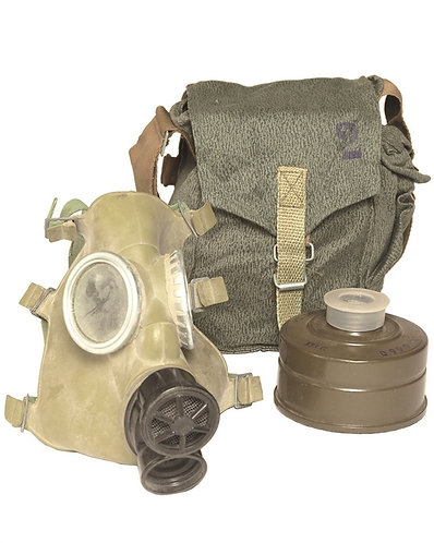 Surplus Polish MC-1 Gas Mask