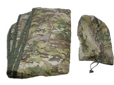 Mil-Tec Multicam Poncho Liner/Ranger Blanket-New