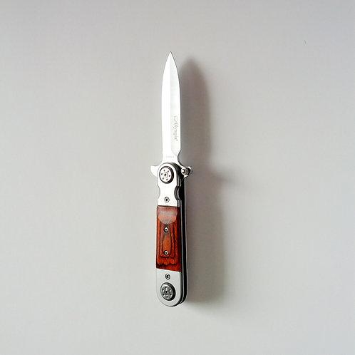 Olympia Wood Handle Folding Knife
