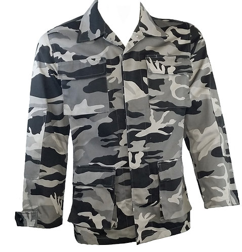 Night Urban BDU Combat Shirt