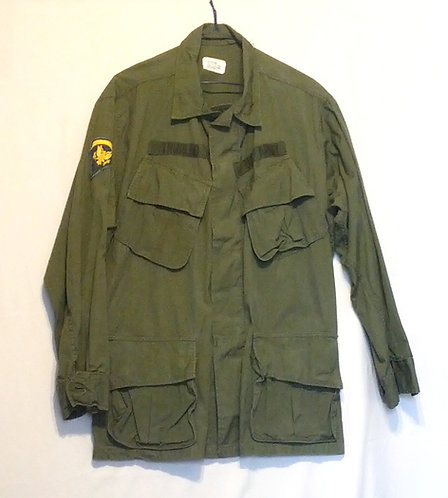 US Army Surplus 1970 Vietnam Issue Combat Shirt