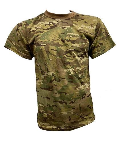 Mil-Spex Multicam T-Shirt-New
