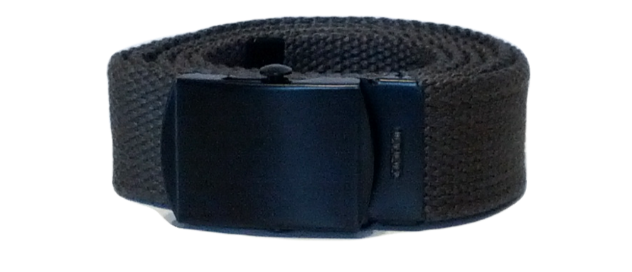 US Army Olive Drab Canvas Style Belt