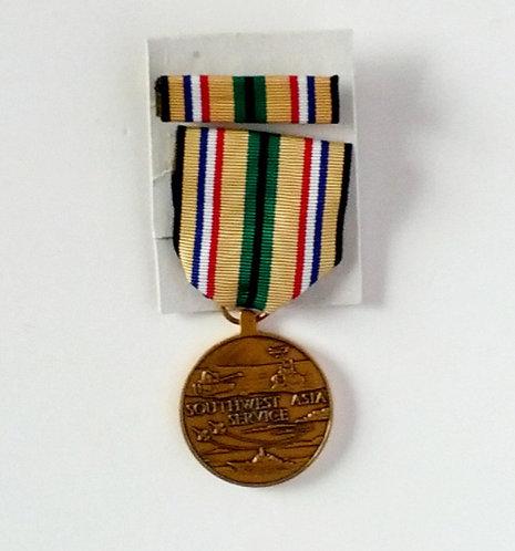 U.S. Military Southwest Asia Service Medal