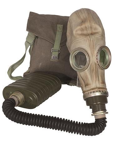 Surplus Polish MP-3 Gas Mask