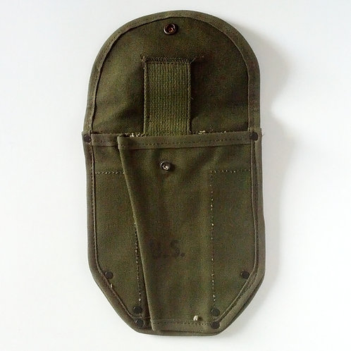 US Army WW2 Surplus Trench Shovel Pouch-No date stamp
