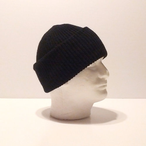Black Watchcap Toque