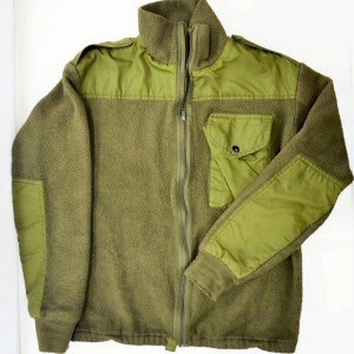 Canadian Army Surplus Fleece Shirt