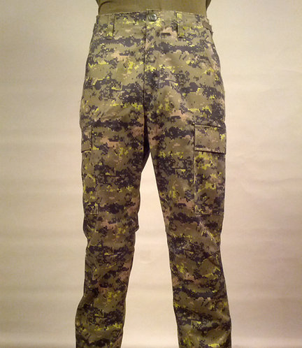 Canadian Digital BDU Pants
