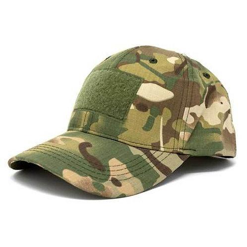 Multicam Tactical Adjustable Cap