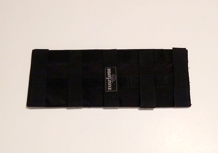Velcro Molle I.D. /Badge/Name Tag Plate