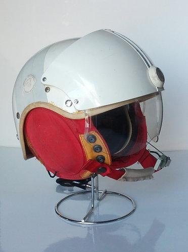 Vintage Canadian Army Surplus Helicopter Helmet
