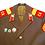 Thumbnail: Soviet Army Officer's Uniform Jacket