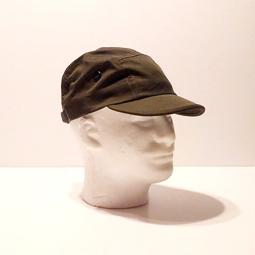 Olive Drab Belgium Army Style Gi Cap