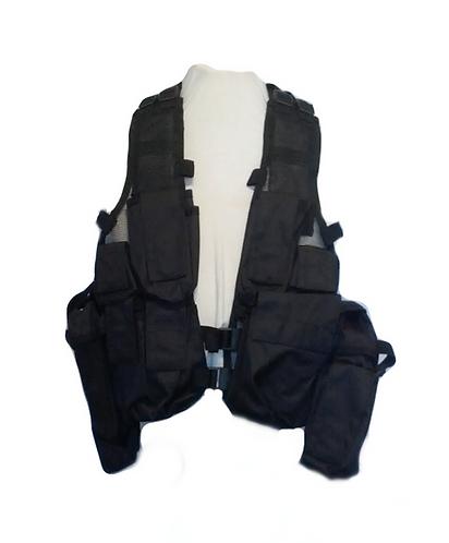 Tactical Combat Vest-Black
