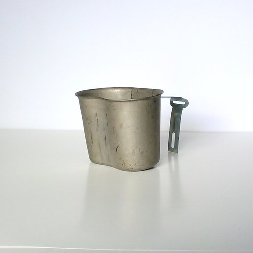 Surplus Stainless Steel Canteen Cup