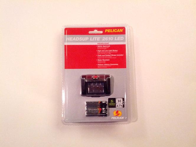 Pelican Headsup Lite 2610 LED
