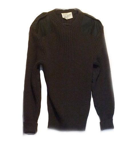 Canadian Army Surplus Wool Sweater