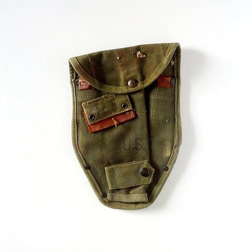 U S Army Surplus Veitnam Era Trench Shovel Pouch