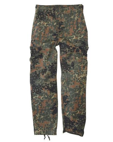 Flectarn Camo BDU Style Pants - New