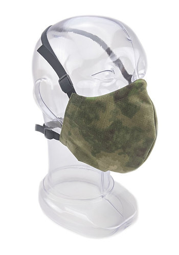Reusable ATAC-FG 2 or 3 Ply Fabric Face Mask