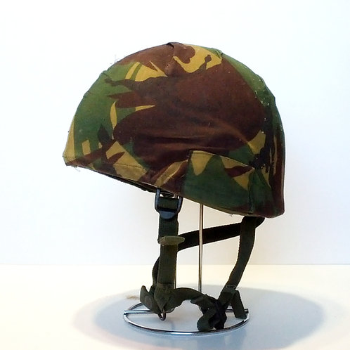 British Army Surplus Mk 6 Helmet With DPM Cover