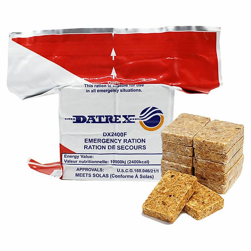 Datrex Emergency Ration Bars-2400 Calories