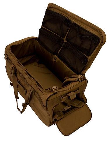 USMC Surplus Coyote Deployment Duffle Bag