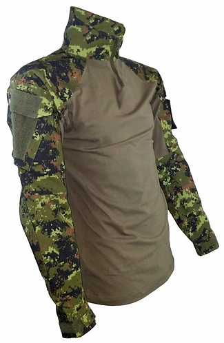 Canadian Digital Tactical UBAC Shirt