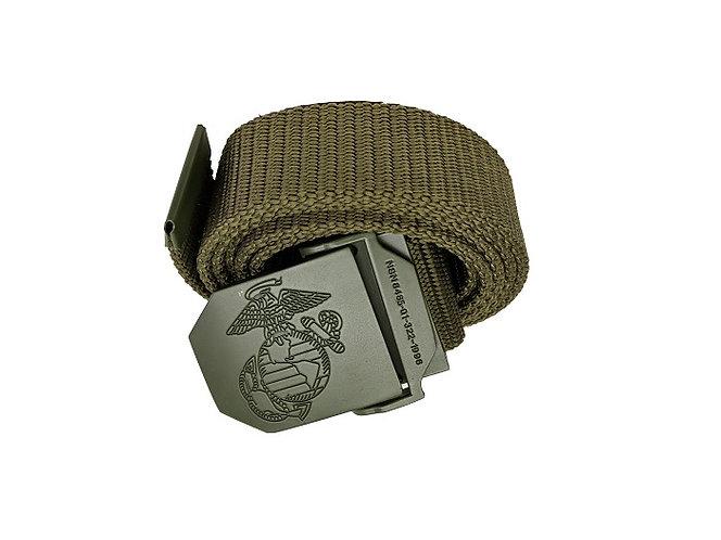 USMC Surplus Olive Drab Belt