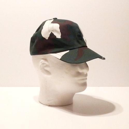 Green Camo Baseball Cap