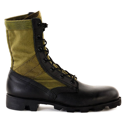 Reproduction of US Army O.D. Jungle Boots by Rothco