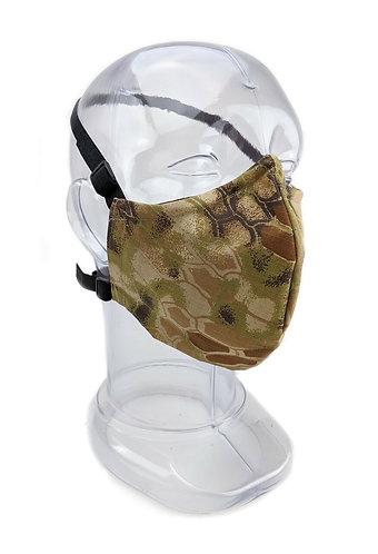 Reusable Desert Mandrake 2 or 3 Ply Fabric Face Mask