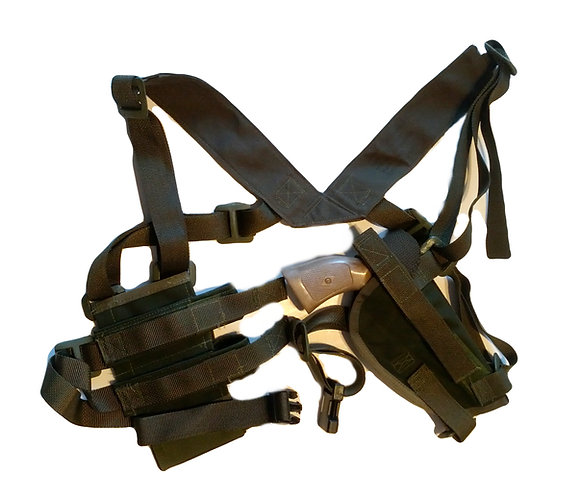 Canadian Army Surplus 82 Pattern Shoulder Holster-Used