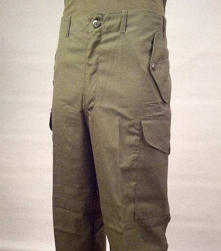 Canadian Olive Drab Surplus Combat Pants-Unused