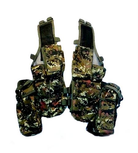 Canadian Digital Tactical Combat Vest