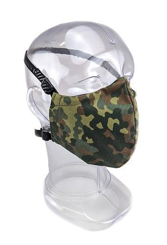 Reusable Flectarn 2 or 3 Ply Fabric Face Mask